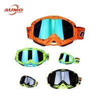 Anti fog and Anti UV optical PC lens Motorcycle Goggles Ski Goggles thumbnail image