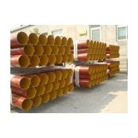 ISO 6594 CAST IRON PIPE