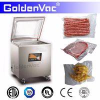 Professional industrial single chamber automatic vacuum sealer(GK100) thumbnail image