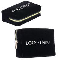 High Quality Velvet Cosmetic Bag,High Quality Velvet Cosmetic Bag With Logo Supplier In China,COSMET