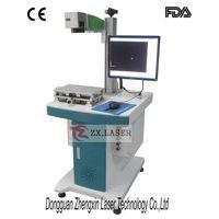 Mini Laser Machine manufacturer fiber laser marker Laser engraver for logo,pictures, images thumbnail image