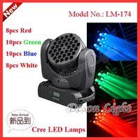 36pcs 5W Cree stage light 200-Watt LED Moving Head Light Beam LM-174 thumbnail image