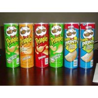 Pringles Original Potato Chips All Flavours