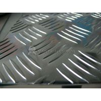 1060 five-bars pattern aluminum plate