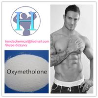 Oral Steroid Raw Powder Oxymetholone 99% Purity Oral Anabolic Steroid Oxymetholone CAS 434-07-1 thumbnail image