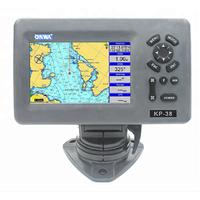 "ONWA KP-38 5"" LCD marine GPS chart plotter"