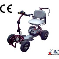 4 wheel electric golf cart thumbnail image