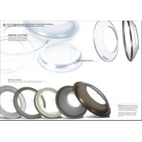 Tempered Glass Lid (See thru )