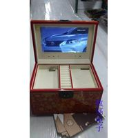 "10"" lcd vedio greeting box/vedio advertising box//bussiness promotional box/wedding box"
