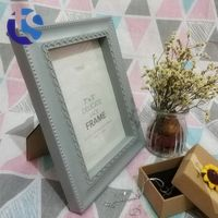 Resin Photo Frame Modern Wall Friend Wedding Picture Frame