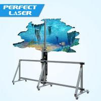 HD Version Vertical Inkjet Wall Printer PE-S40