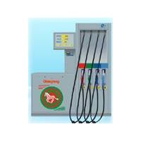 8 nozzle fuel dispenser