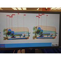 Dual view X-ray baggage scanner BVE-6040D thumbnail image