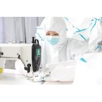 Medical disposable protective clothing thumbnail image