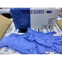 Disposable Nitrile Gloves, Nitrile-Powder-Free-Medical-Gloves