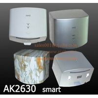 AK2630 Automatic Jet Air Hand Dryer, hand hygiene