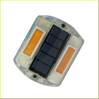 Factory price PC plastic solar road stud