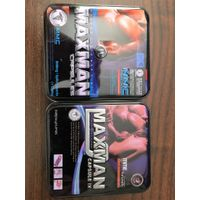 COMBO PACK-MAXMAN 9 AND MAXMAN 4