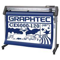 Graphtec CE6000-120 48-inch Vinyl Cutter thumbnail image