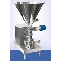 Sanitary stainless steel solid liquid mixing pump blender thumbnail image