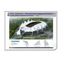 stadium membrane structure