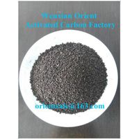 850mg/g iodine number Coal based granular   activted carbon for water treatment thumbnail image