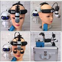 5 Watt led headband light with loupes thumbnail image