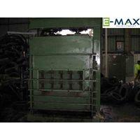 E-max Tire baler