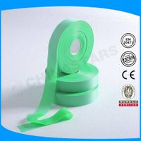 colored reflective strips lime green reflective tape for lesuire clothes thumbnail image