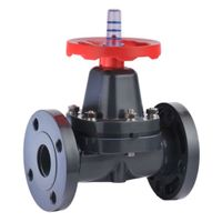 Flanged Diaphragm Valve