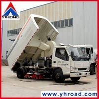 YHQS5050A street sweeping truck