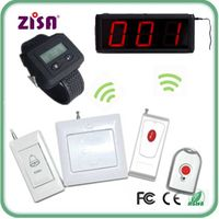 Wireless clinic nurse patient emergency call bell button system