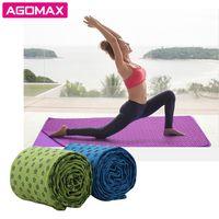 Non Slip Microfiber Yoga Mat Towel