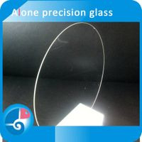Anole 2.5MMT borofloat glass For Special Lab instrument laboratory