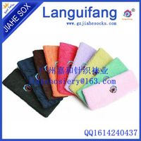 New products unisex sport cotton sweat wristband