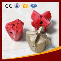 LUHUI Mining and Tunneling Alloy Anchoring Drill Bit