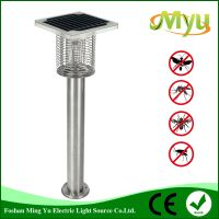 MK Electronic Insect Killer Mosquito solar Bug Zapper LED Powered Garden Lamp Killer insects thumbnail image