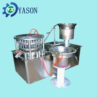 13mm 15mm rubber stopper and aluminum seal assembly machine