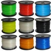 1.75mm / 3.0mm ABS Filament PLA Filament (with spool)