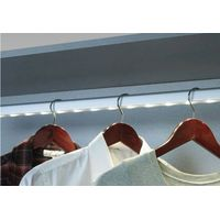 Wardrobe hanging rail PIR sensor with AA battery