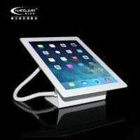 New design Standalone anti-theft tablet security stand with alarm