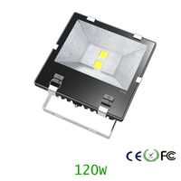 120w competitive price led commercial outdoor flood light 120v