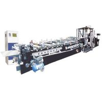 DSBF-350A/600A Automatic Three Edge Sealing Bag Machine thumbnail image