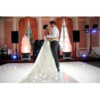 2015 best selling wedding black and white dance floor