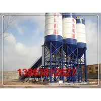 HZS120 concrete mixing plant 120m³/h concrete batching plant