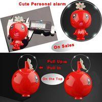 Keychain personal safety alarm keyring alarm ETE-3304