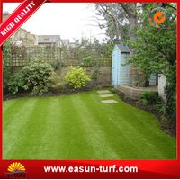 Natural Looking synthetic lawn mat for landscape and garden turf- ML