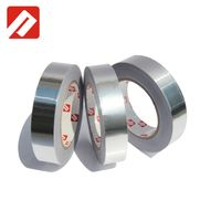 Silver Color hvac aluminum foil fiberglass tape get free sample