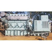 FOR SALE DAIHATSU DISEL ENGINE (MARINE ENGINE) MODEL-6DK28, 2250 KVA
