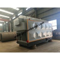 1 Ton To 4 Ton Palm Oil Paddy Rice Husk Wood Chip Pellet Biomass Fired Steam Boiler Price thumbnail image